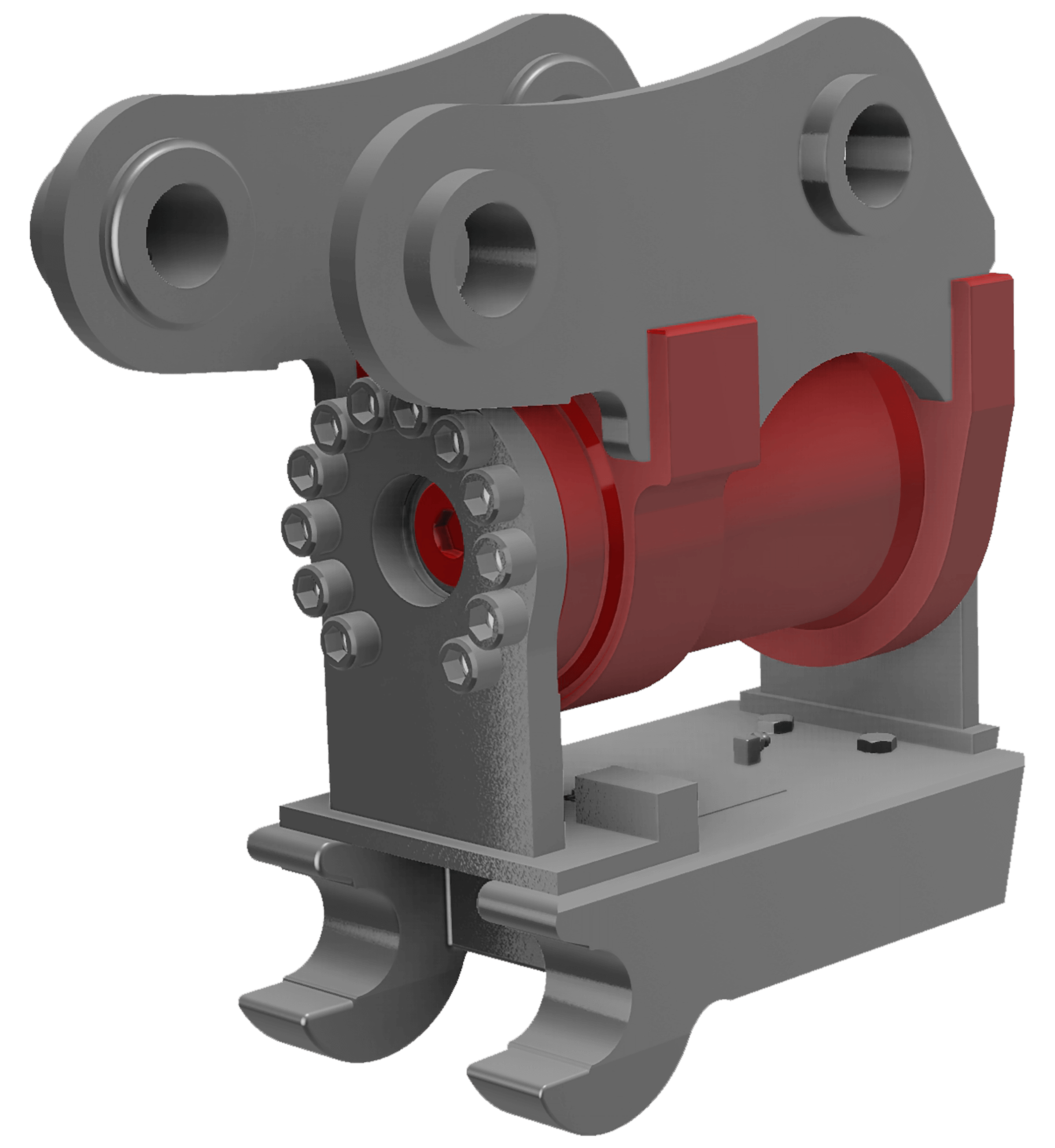 Referenz: Schwenkeinrichtung Powertilt QC01