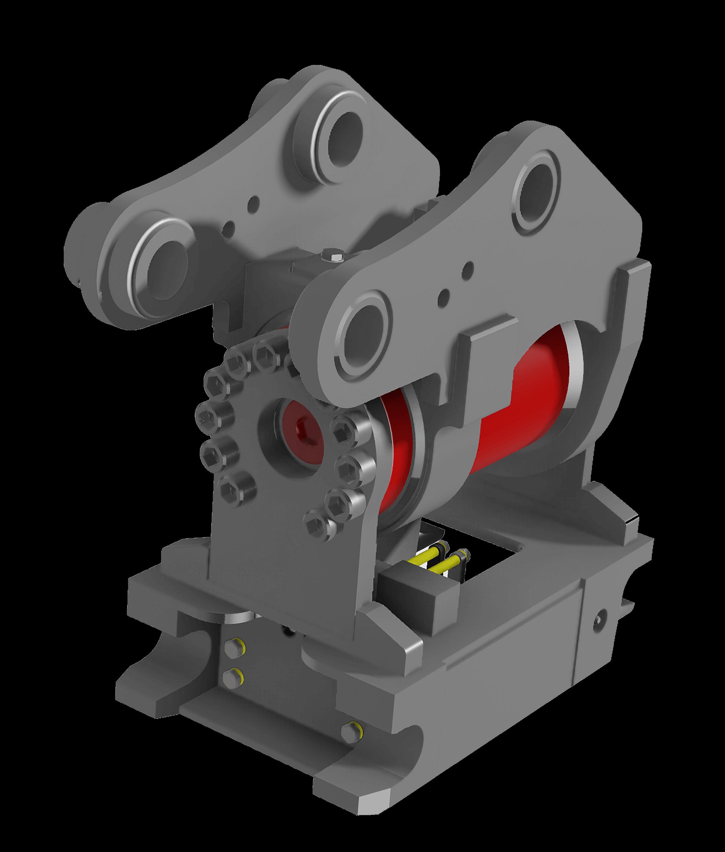 Referenz: Schwenkeinrichtung Powertilt HQ40